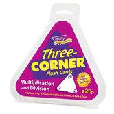 Three-Corner® (Multiplication and Division)