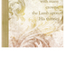 Salt & Light, Crown Him with Many Crowns Church Bulletins, 8 1/2 x 11 inches Flat, 100 Count