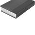 NLT Every Man's Large Print Bible, TuTone, Black and Onyx, Thumb Indexed