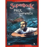 Superbook, Paul and the Shipwreck, DVD
