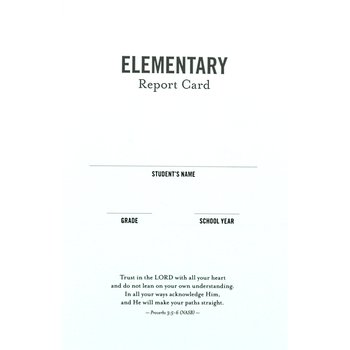 A Simple Plan,  Elementary Report Card, Contemporary