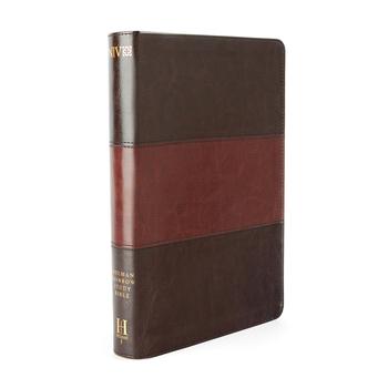 NIV Rainbow Study Bible, Imitation Leather, Multiple Colors