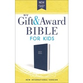 NIV Gift & Award Bible, Multiple Styles Available