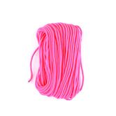 #95 Parachute Cord, Neon Pink, 3/16 inches x 50 feet