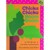 Chicka Chicka Boom Boom, by Bill Martin, Jr., John Archambault, and Lois Ehlert, Paperback