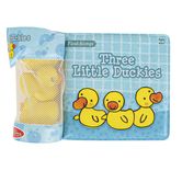 Melissa & Doug, Float-Alongs, Three Little Duckies, 4 Pieces, Ages 4 to 24 Months
