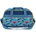 Stephen Joseph, Shark Duffle Bag, Polyester, Blue, 16 x 9 x 8 inches