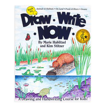 Draw Write Now Book 6, Grades K-3