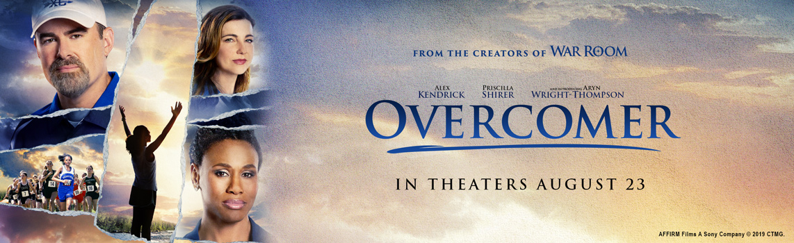 Overcomer - In Theaters August 23
