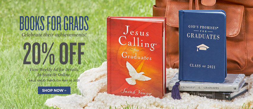 Books for Grads - Celebrate their achievements!
